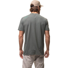 Houdini Big Up - T-shirt manches courtes Homme - gris